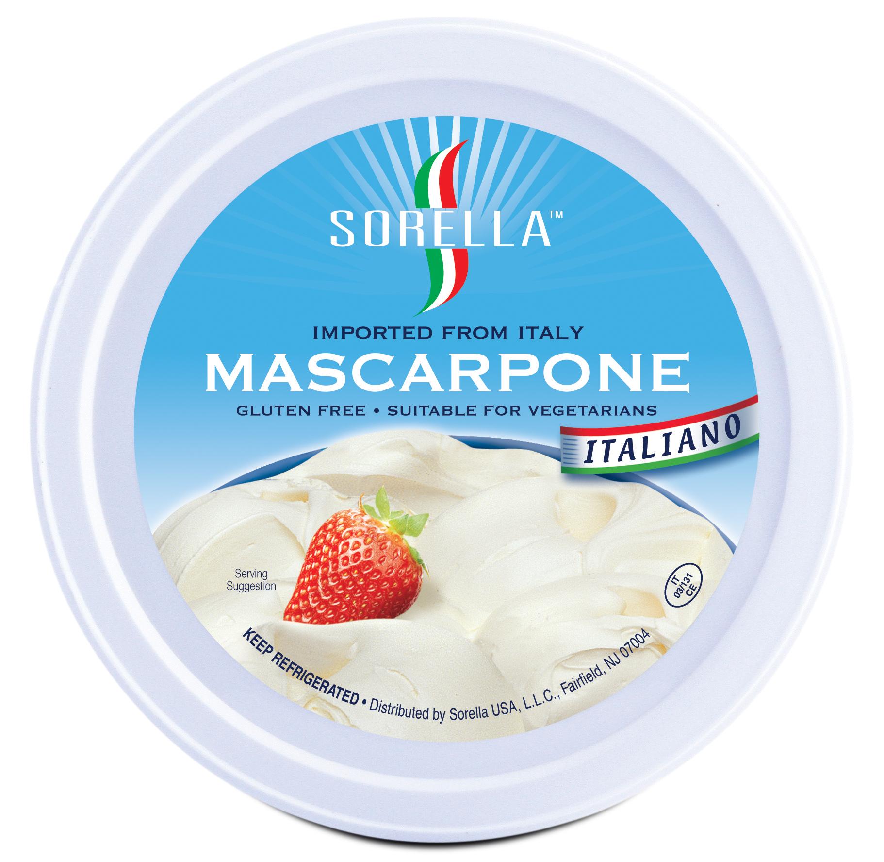Sorella usa for What to do with mascarpone